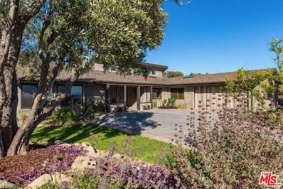 6364 TRANCAS CANYON Road, Malibu, CA 90265 - MLS#: 20539644