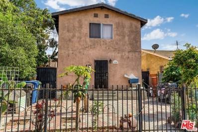 1548 W 60TH Street, Los Angeles, CA 90047 - MLS#: 20539682