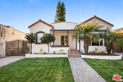 2323 S COCHRAN Avenue, Los Angeles, CA 90016 - MLS#: 20539960