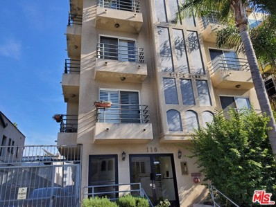 116 S CROFT Avenue UNIT 101, Los Angeles, CA 90048 - MLS#: 20541280