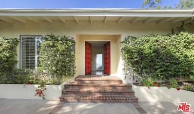 1629 TOWER GROVE Drive, Beverly Hills, CA 90210 - MLS#: 20541620