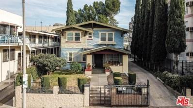 854 S ARDMORE Avenue, Los Angeles, CA 90005 - MLS#: 20542406