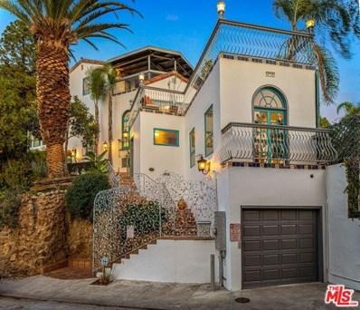 2002 N LAS PALMAS Avenue, Los Angeles, CA 90068 - MLS#: 20542546