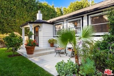 7613 DE LONGPRE Avenue, Los Angeles, CA 90046 - MLS#: 20542902