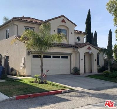 15662 Kingsbury Court UNIT 13, Granada Hills, CA 91344 - MLS#: 20543260