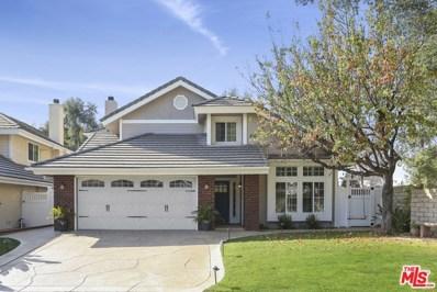 395 ALDER SPRINGS Drive, Oak Park, CA 91377 - MLS#: 20544068
