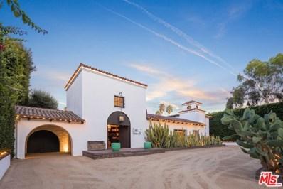 820 N ROXBURY Drive, Beverly Hills, CA 90210 - MLS#: 20544790
