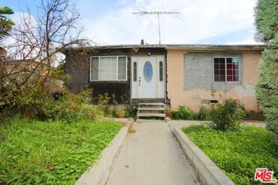 12426 S Vermont Avenue, Los Angeles, CA 90044 - MLS#: 20545286