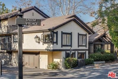 4822 SALEM VILLAGE Drive, Culver City, CA 90230 - MLS#: 20546296