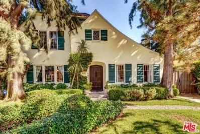 830 S Burnside Avenue, Los Angeles, CA 90036 - MLS#: 20546544