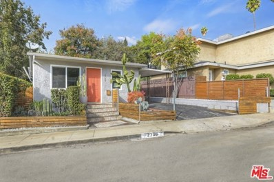 2709 PRISMO Drive, Los Angeles, CA 90065 - MLS#: 20546636