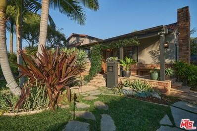 1036 S Ridgeley Drive, Los Angeles, CA 90019 - MLS#: 20547094