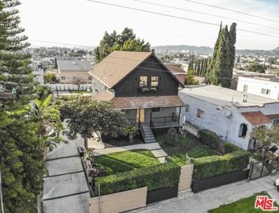 527 N COMMONWEALTH Avenue, Los Angeles, CA 90004 - MLS#: 20547486