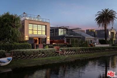 232 CARROLL CANAL, Venice, CA 90291 - MLS#: 20547564
