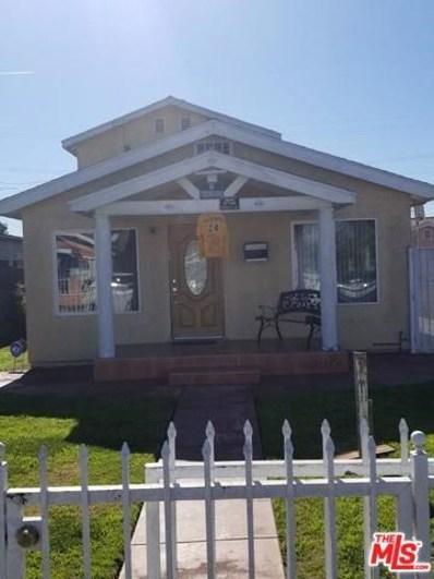 332 E 85TH Street, Los Angeles, CA 90003 - MLS#: 20549516