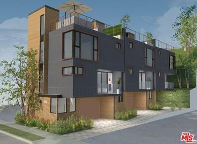 2543 N BEACHWOOD Drive, Los Angeles, CA 90068 - MLS#: 20551148