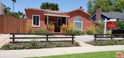 1753 S BEDFORD Street, Los Angeles, CA 90035 - MLS#: 20551960