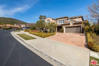 2845 COUNTRY VISTA Street, Thousand Oaks, CA 91362 - MLS#: 20554218