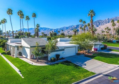 1707 GRAND BAHAMA Drive, Palm Springs, CA 92264 - MLS#: 20554356