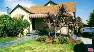 5126 S VICTORIA Avenue, Los Angeles, CA 90043 - MLS#: 20555666