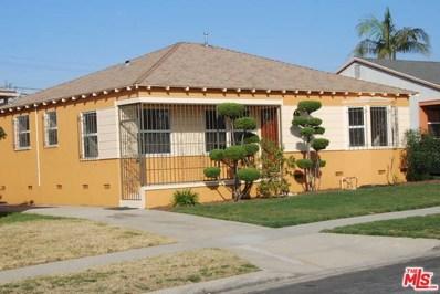 11653 RUTHELEN Avenue, Los Angeles, CA 90047 - MLS#: 20556026