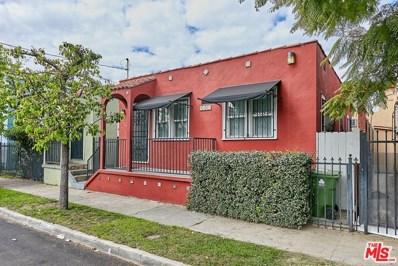 2323 Naomi Avenue, Los Angeles, CA 90011 - MLS#: 20558094
