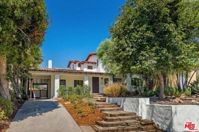 1025 S SIERRA BONITA Avenue, Los Angeles, CA 90019 - MLS#: 20558210