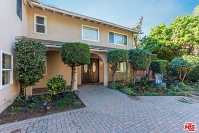 13952 WEDDINGTON Street, Sherman Oaks, CA 91401 - MLS#: 20558756