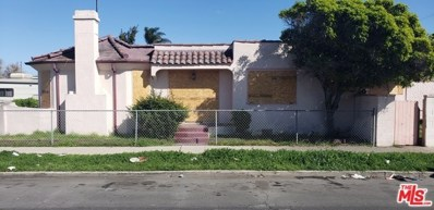 1860 W 64TH Street, Los Angeles, CA 90047 - MLS#: 20559144
