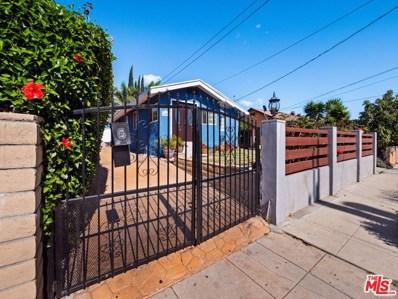3459 PLATA Street, Los Angeles, CA 90026 - MLS#: 20560100