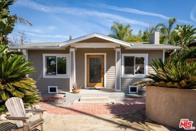 5050 La Roda Avenue, Los Angeles, CA 90041 - MLS#: 20561676