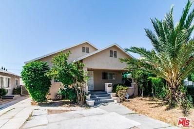 2815 ARLINGTON Avenue, Los Angeles, CA 90018 - MLS#: 20563818