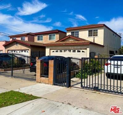 1335 W Parade Street, Long Beach, CA 90810 - MLS#: 20564394