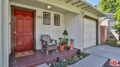 2992 Margaret Drive, Pasadena, CA 91107 - MLS#: 20567302