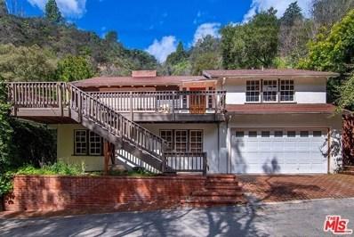 9699 Yoakum Drive, Beverly Hills, CA 90210 - MLS#: 20567692