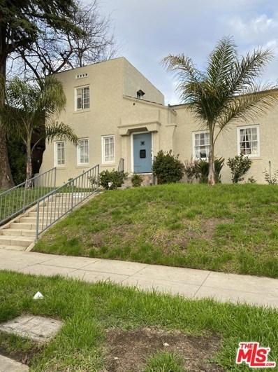 2534 11TH Avenue, Los Angeles, CA 90018 - MLS#: 20574114