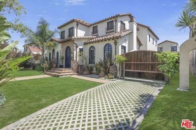 358 S MANSFIELD Avenue, Los Angeles, CA 90036 - #: 20574188