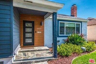 3840 EDGEHILL Drive, Los Angeles, CA 90008 - MLS#: 20574432