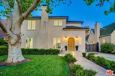 836 MASSELIN Avenue, Los Angeles, CA 90036 - #: 20576298