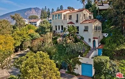 3346 N KNOLL Drive, Los Angeles, CA 90068 - MLS#: 20576360