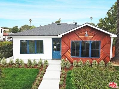 3606 OCEAN VIEW Avenue, Los Angeles, CA 90066 - MLS#: 20576612