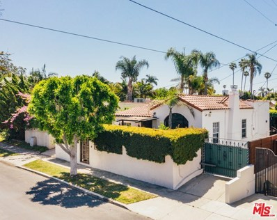 8060 CLINTON Street, Los Angeles, CA 90048 - MLS#: 20582652