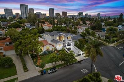 10555 HOLMAN Avenue, Los Angeles, CA 90024 - MLS#: 20585258