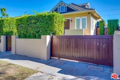 1430 CARMONA Avenue, Los Angeles, CA 90019 - MLS#: 20585470