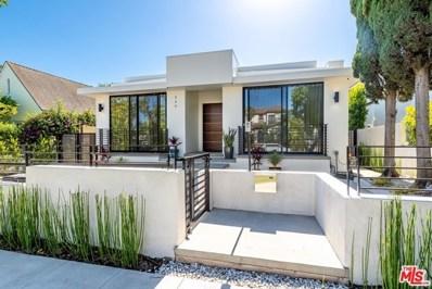 359 S MANSFIELD Avenue, Los Angeles, CA 90036 - #: 20589744