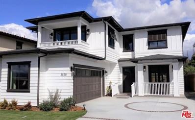 3838 Lenawee Avenue, Culver City, CA 90232 - MLS#: 20590514