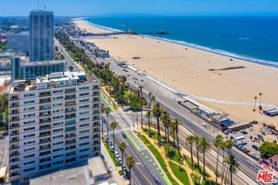 101 CALIFORNIA Avenue UNIT 506, Santa Monica, CA 90403 - MLS#: 20591158