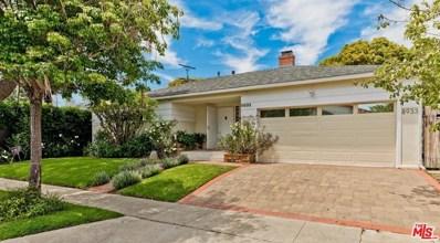 8933 DAVID Avenue, Los Angeles, CA 90034 - MLS#: 20591462