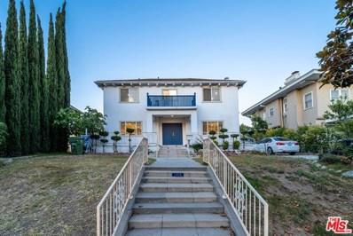 1028 S WILTON Place, Los Angeles, CA 90019 - MLS#: 20595008