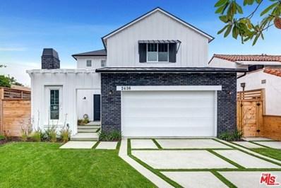 2436 GLENCOE Avenue, Venice, CA 90291 - MLS#: 20595322